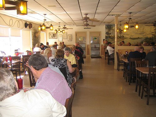Everyone enjoys a good catfish meal - The Catfish Place St. Cloud, Florida